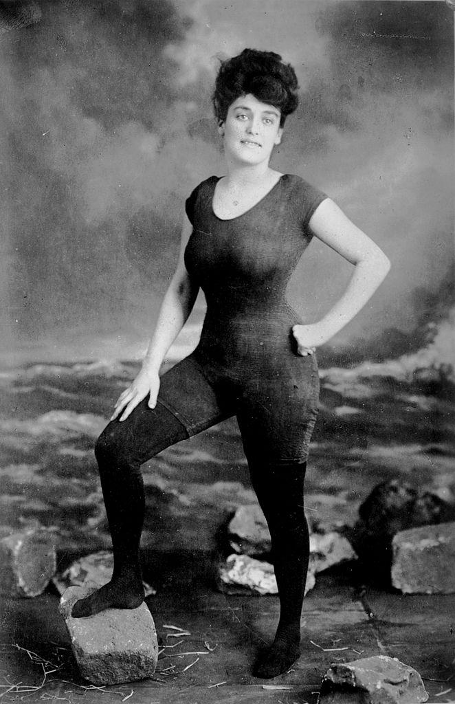 Annette Kellerman (1887-1975)