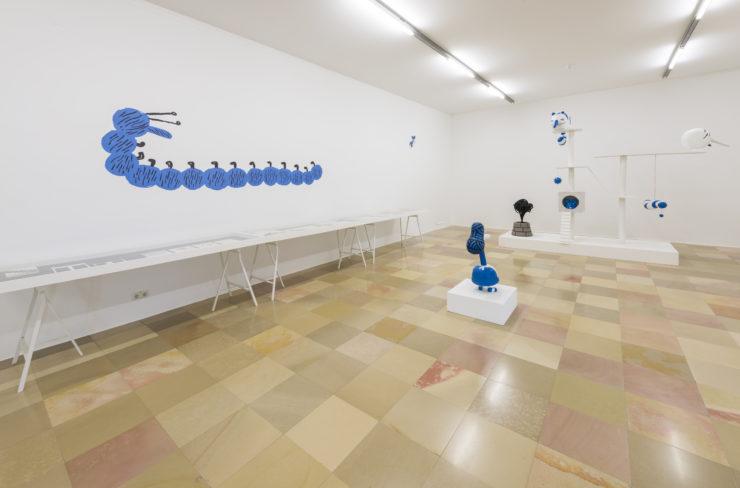 Ausstellungsansicht: OK im OÖ Kulturquartier, Linz | Photo: Otto Saxinger