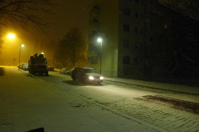 Vielleicht später: Und es war Winter (© Detlef Kuhlbrodt)