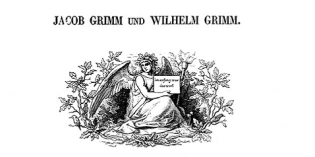 Titel Grimm'sches Wörterbuch