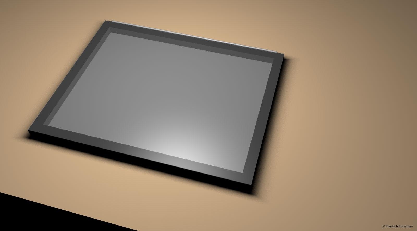 Das BragBook™. Zeitloses Design in hochwertigem Kunststoff.
