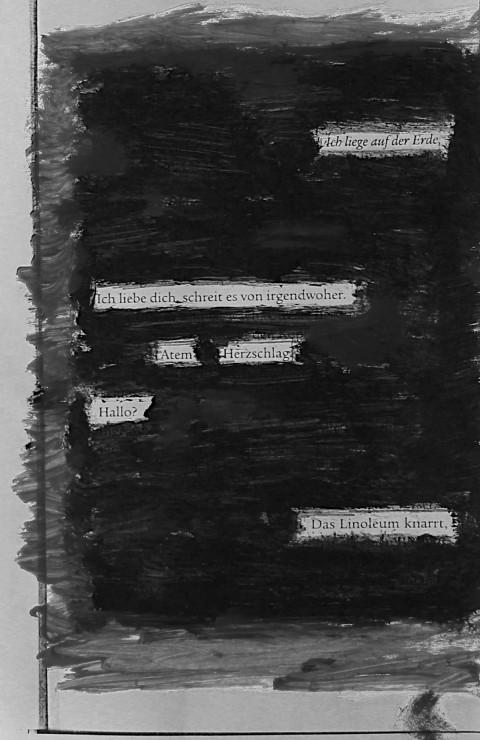 Fremdlesen IV: Julia Wolf: Alles ist jetzt