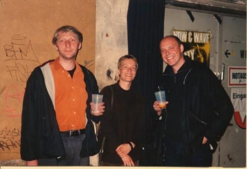 Harald, Katrin, Thomas, 98