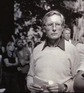 Hans Dieter Müller, mein Lektor, Förderer und Freund.