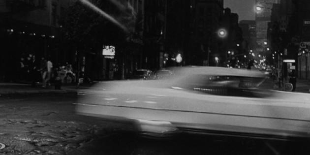 Kreuzung West Broadway und Broome Street, New York City, 1985. © Ulf Erdmann Ziegler