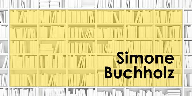 Durch die Bibliothek von Simone Buchholz