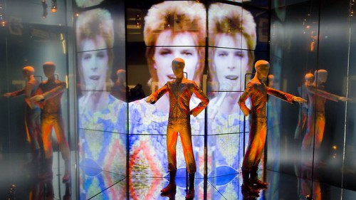 Ausstellung David Bowie