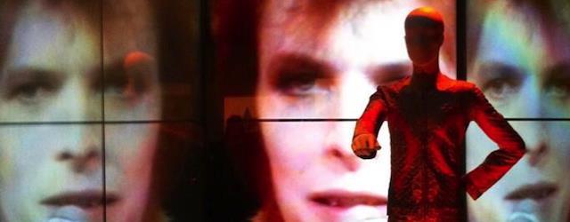 Ausstellung David Bowie Startbild