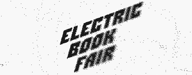 Electric Book Fair