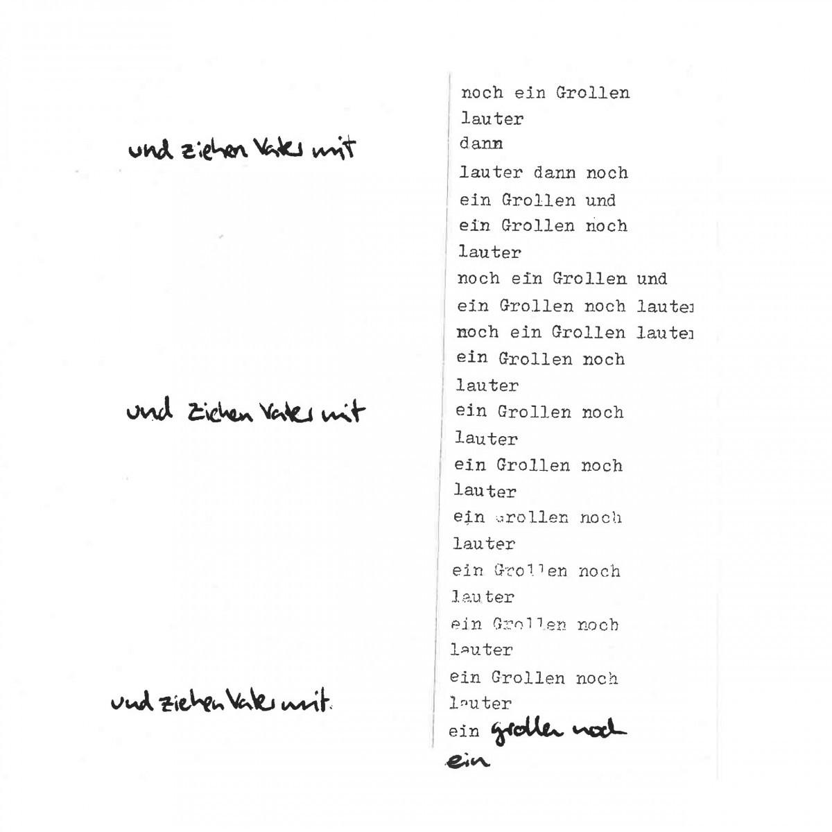 Manuskriptauszug Wolfram Höll Und dann Copyright Suhrkamp Verlag 2012