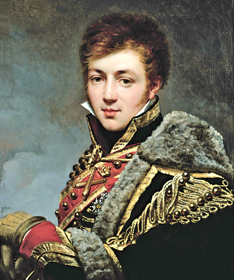 Napoleon als Leutnant